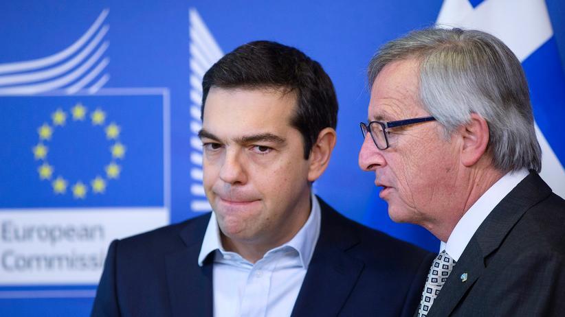 Griechenland: Die Furcht vor dem Graccident wächst