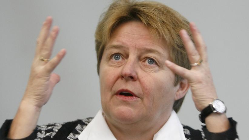 Brigitte Ederer: Eine Frau sagt nein