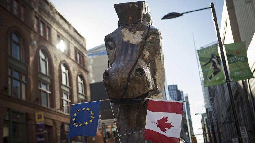 """CETA und TTIP: """"Merkel unterschätzt die Brisanz"""""""
