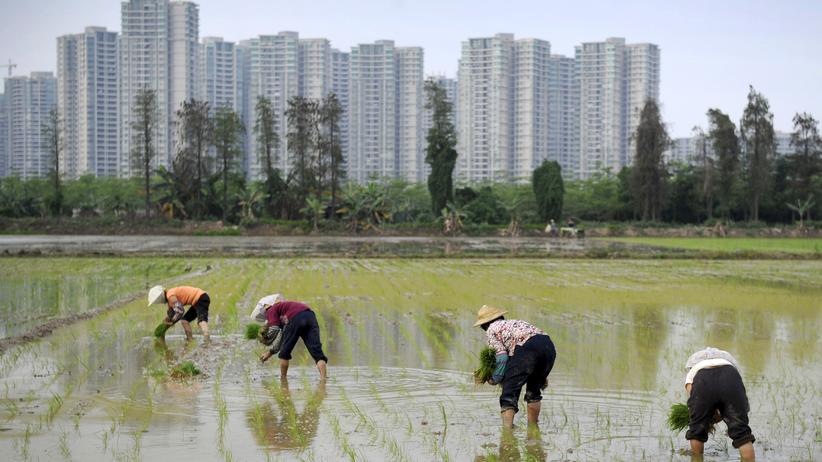 China: Weniger Wachstum fällt China extrem schwer