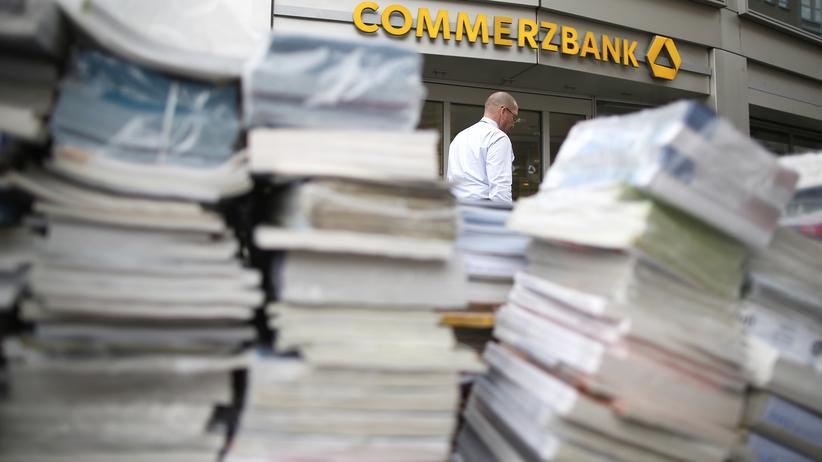 Steuerhinterziehung: Wirtschaft, Steuerhinterziehung, Commerzbank, Luxemburg, Steuer, Razzia, Staatsanwaltschaft