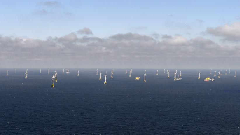 Offshore-Windenergie: Pssst, Energiewende