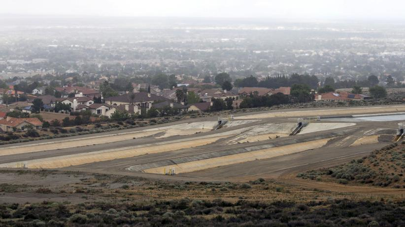 Kalifornien: Wirtschaft, Kalifornien, Kalifornien, Bewässerung, Dürre, Sparquote, Wasser, USA, Los Angeles, San Francisco, San Diego