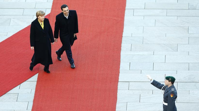 Eurokrise: Tsipras ruft um Hilfe