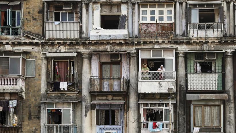 Indien: So geht Gentrifizierung in Mumbai