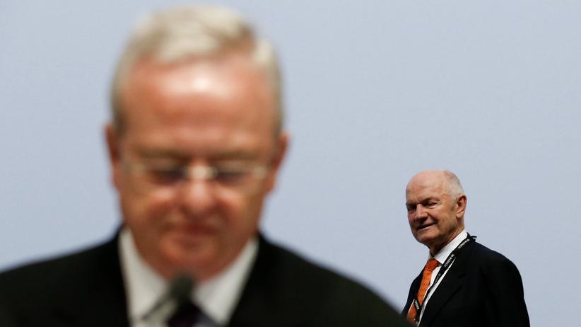 Martin Winterkorn: Volkswagen zieht Sitzung des Aufsichtsratspräsidiums vor