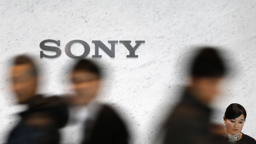 Hacker: Im Sony-Hauptquartier in Tokio