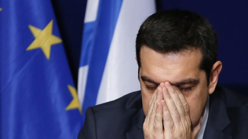 Griechenland: Wirtschaft, Griechenland, Alexis Tsipras, Griechenland, Internationaler Währungsfonds, Europäische Union, Europäische Zentralbank, Euro-Zone, Bruttoinlandsprodukt, Euro, Insolvenz, Kredit, Mehrwertsteuer, Regierung, Staatsanleihe, Zulieferer, MIT, Athen, Riga