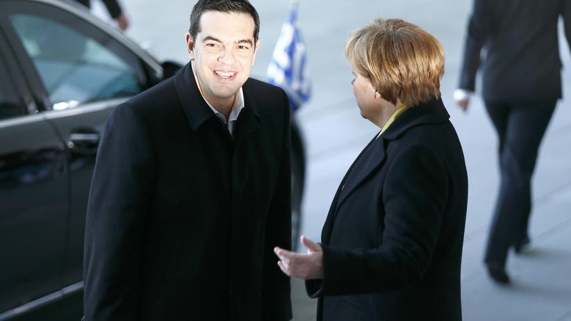 Alexis Tsipras: Ein ganz spezielles Verhältnis