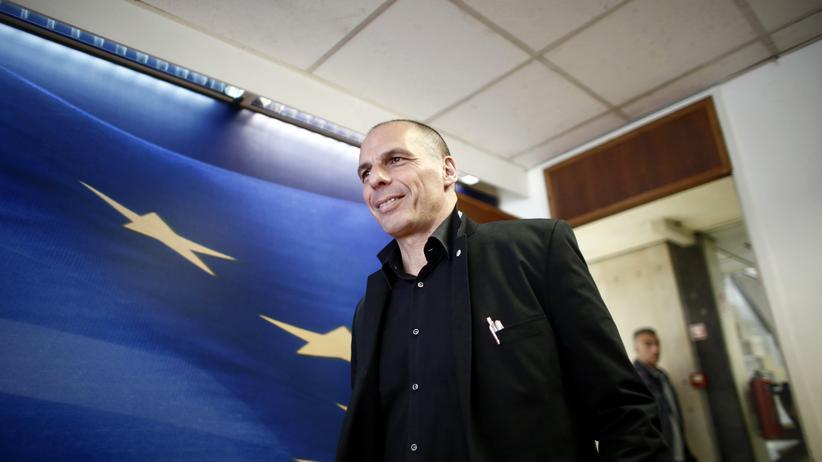 """Yanis Varoufakis: """"Ich gebe den Ton an"""""""