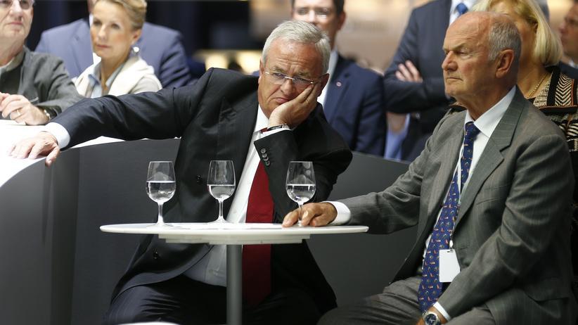 Volkswagen: Die Zeit der alten Männer geht zu Ende