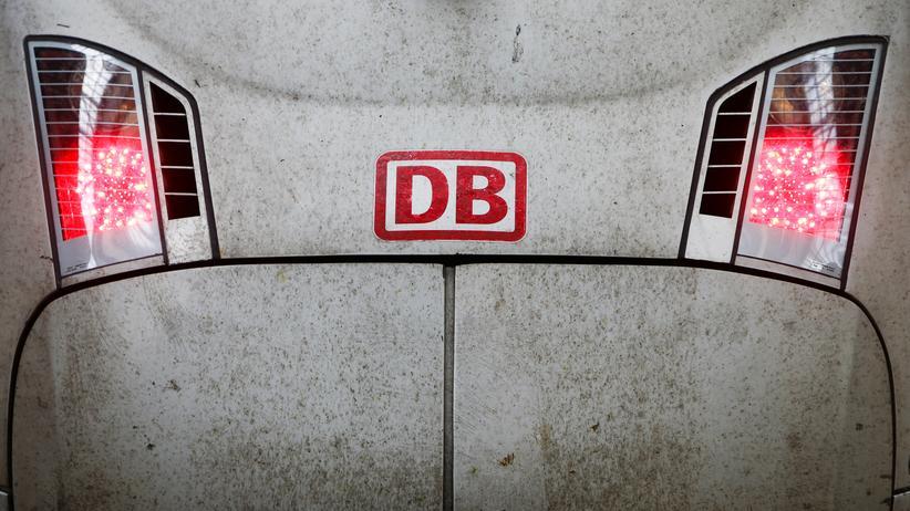 Bahn Streik GDL DB