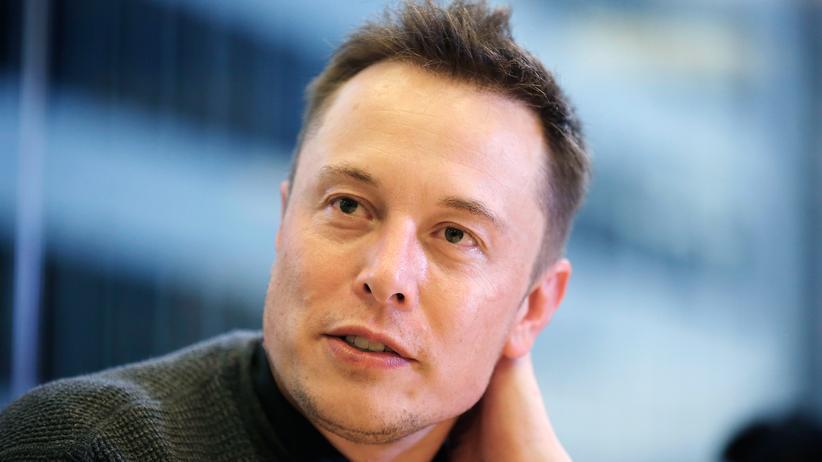 Wirtschaft, Tesla-Gründer Elon Musk, Tesla, Firmengründung, Silicon Valley, Innovation, Unternehmen