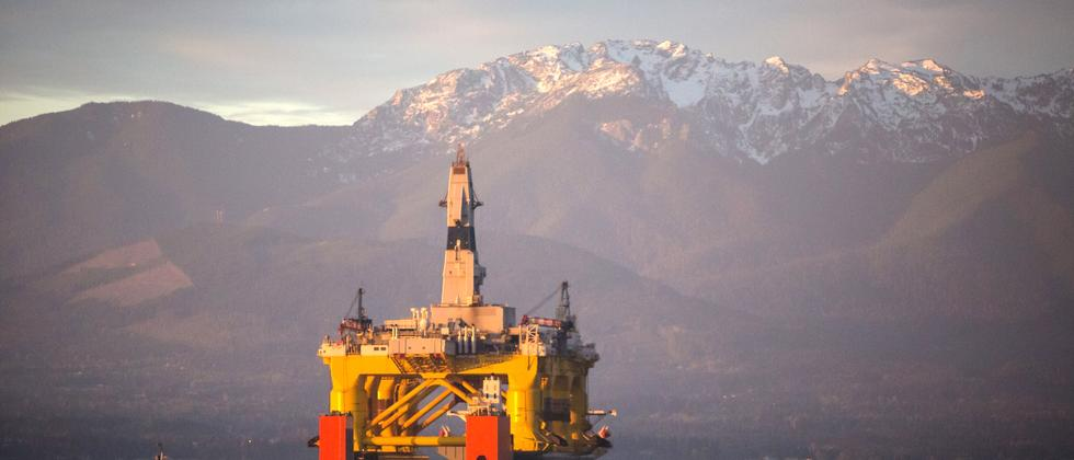 Nordpolarmeer Shell Ölbohrungen