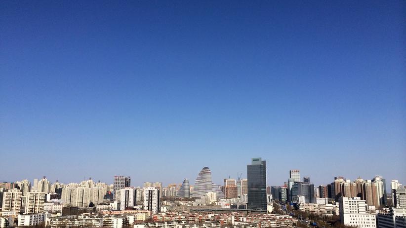 Luftverschmutzung: Bye, bye Smog