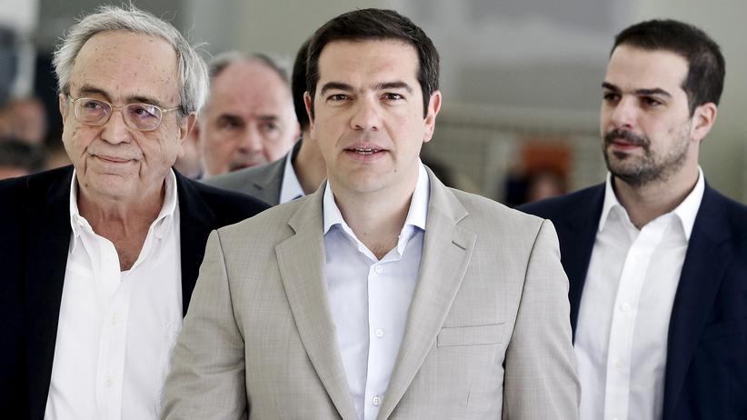 Griechenland: Tsipras reist mit Kompromissvorschlag nach Brüssel