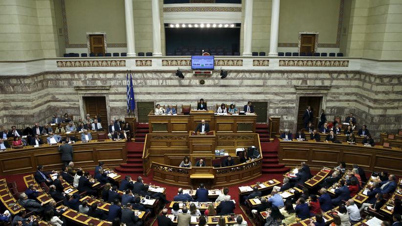 Griechenland: Ungewissheit, Angst und Wut