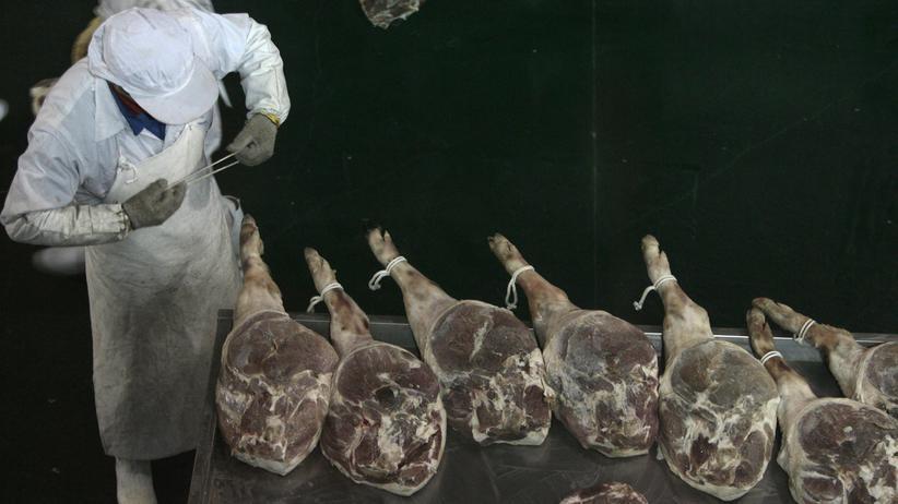 China: Gammelfleisch aus Maos Zeiten