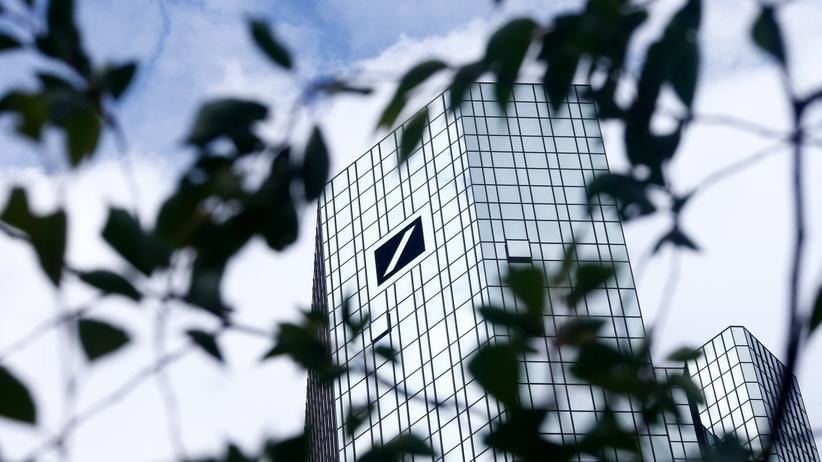 Deutsche Bank: Fahnder suchten bei Razzia Material gegen Steuerbetrüger