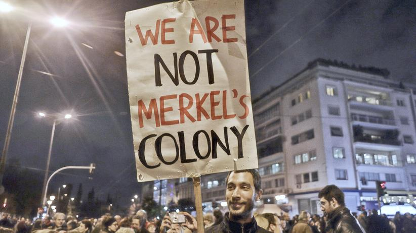 Deutschland Griechenland Euro
