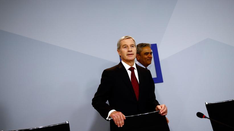 Deutsche Bank: Jain und Fitschen treten zurück