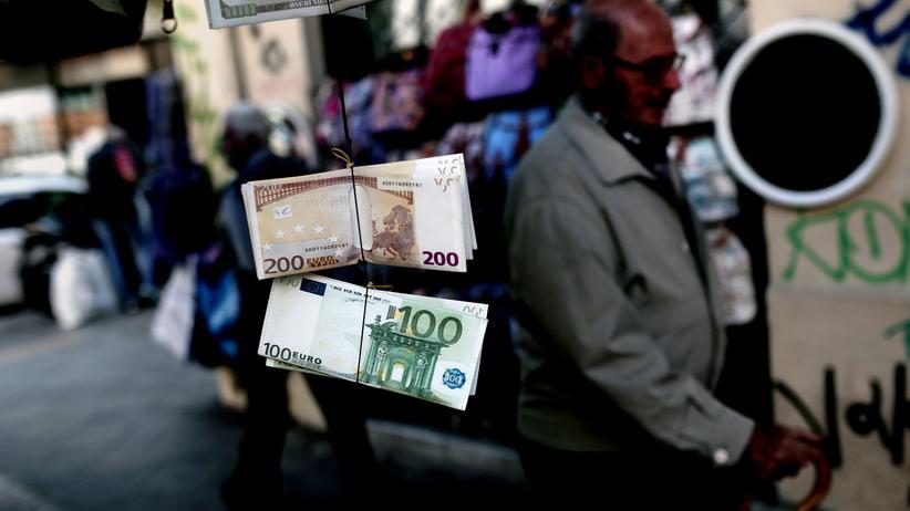 Wirtschaft, Griechenland, Griechenland, Europäische Union, Internationaler Währungsfonds, Europäische Zentralbank, Anleihe, Giorgos Papandreou, BIP, Euro, Hilfsaktion, Kapitalmarkt, Kredit, Rezession, Athen
