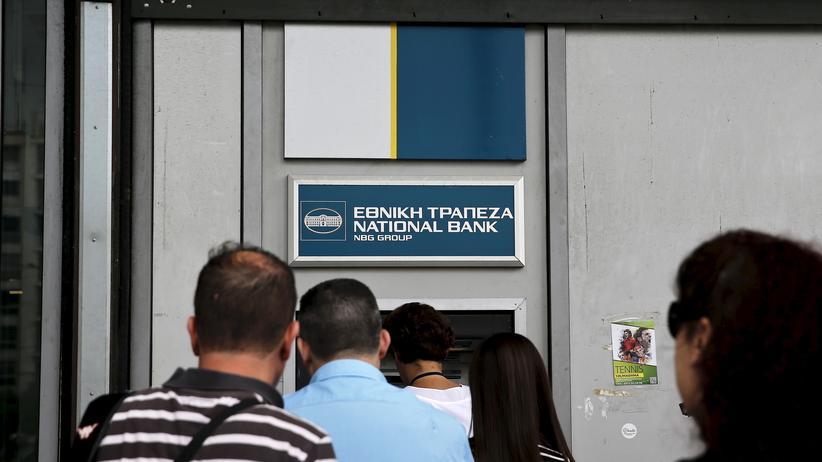 Griechenland: Notenbank warnt vor unkontrollierbarer Krise