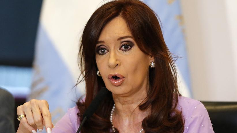 Argentiniens Präsidentin Cristina Kirchner kämpft weiter gegen Hedgefonds.