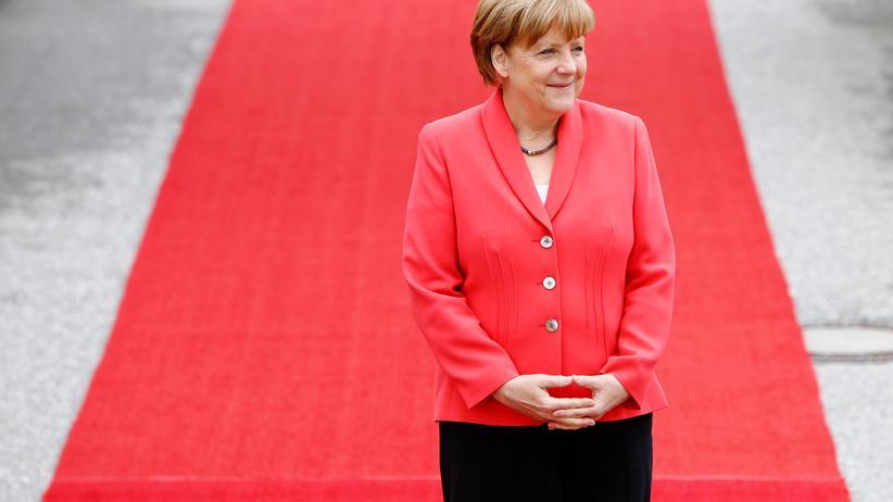 Angela Merkel Kohle G7