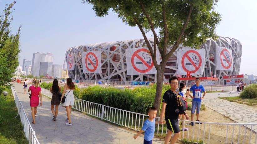 Rauchverbot: Chinesen sollen Raucher denunzieren