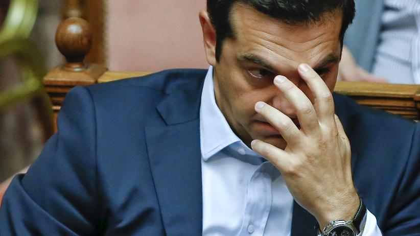 Wirtschaft, Griechenland, Alexis Tsipras, Euro, Griechenland, Rente, Steuerpolitik, Urlaub, Währungsunion, Italien, Europa, Grexit, Athen, Brüssel