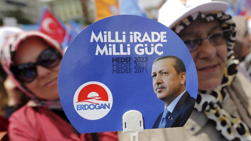 Türkei-Wahl: Erdoğans Scheinboom