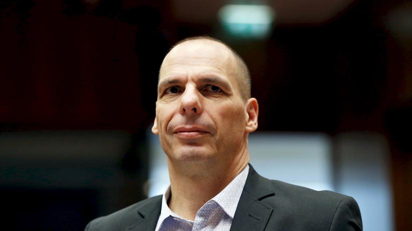 Yanis Varoufakis Griechenland Schuldenkrise