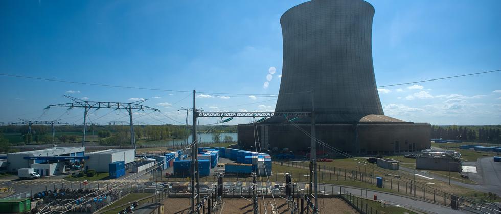 Kernkraftwerk Saint-Laurent-des-Eaux