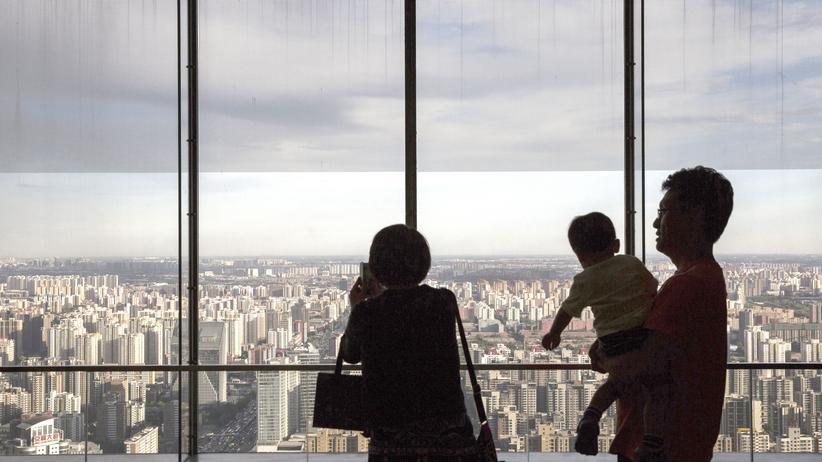 Peking: Chinas Hauptstadt wächst zur Monstermetropole