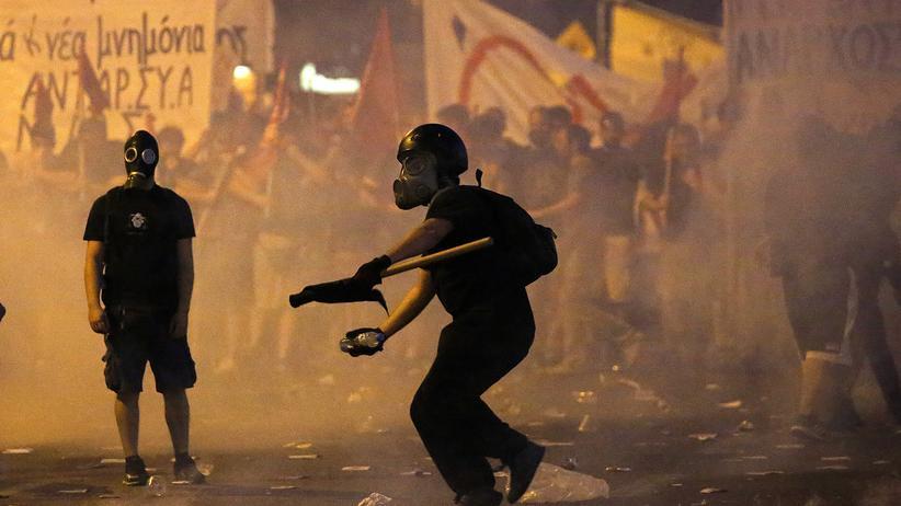Griechenland: Tsipras' neue Feinde