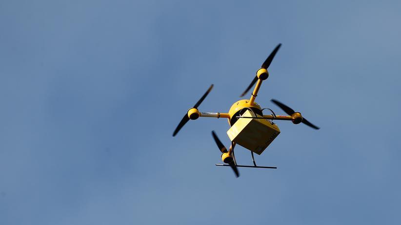 Amazon will eigenen Luftkorridor für Drohnen