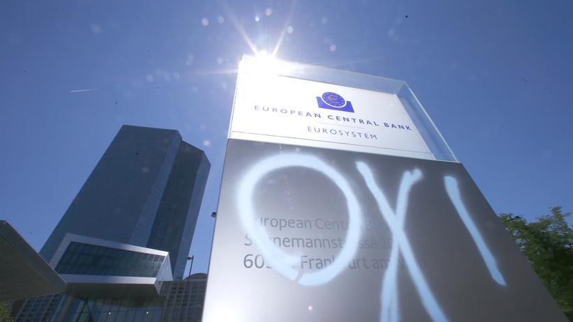 EZB ELA Notkredite Griechenland
