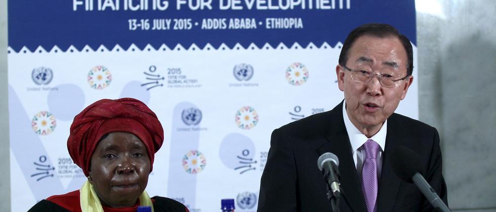 Gipfel für Entwicklungsfinanzierung: Geld für eine bessere Welt