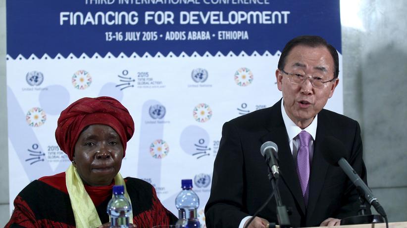UN-Gipfel in Addis Abeba: Geld für eine bessere Welt