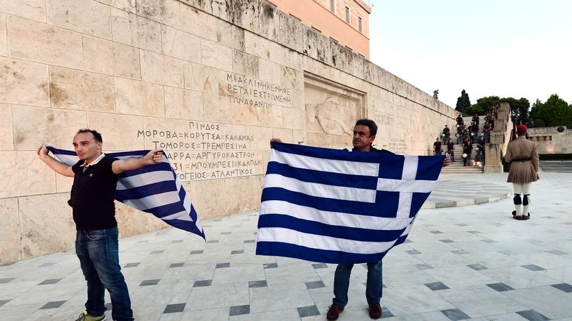 Griechenland Alexis Tsipras Athen IWF Schuldenschnitt