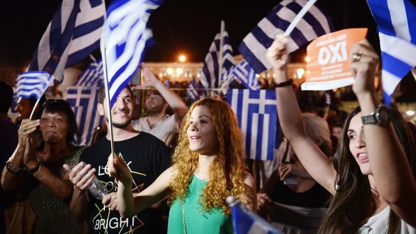 Griechenland: Europa sollte das Oxi ernst nehmen