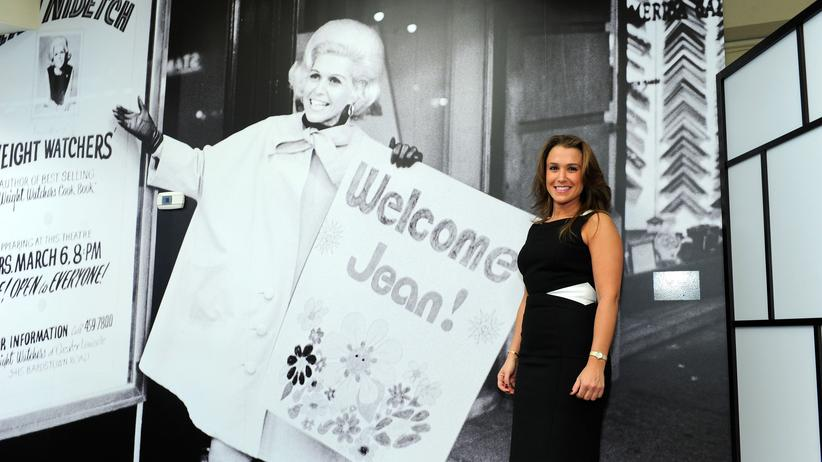 Weight Watchers: NEW YORK, NY - MARCH 25: Heather Nidetch celebrates Weight Watchers 50th anniversary with a Center dedication to company founder, Jean Nidetch at Weight Watchers Center NYC on March 25, 2013 in New York City. (Photo by Craig Barritt/Getty Images for Weight Watchers)