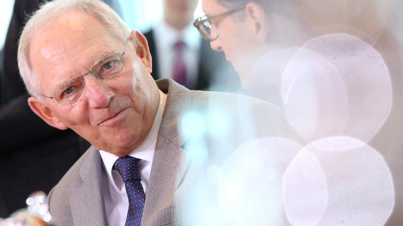 Griechenland: Schäubles Schuldenfalle