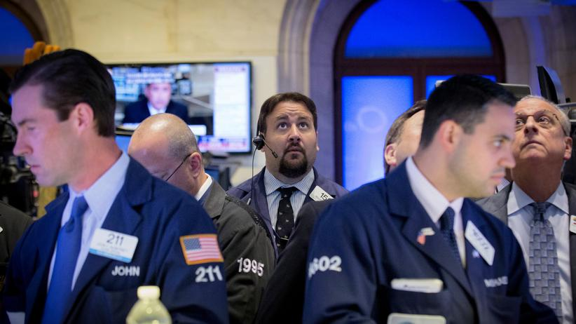 Börse Aktien Kurse Crash New York Asien China Apple General Electric Microsoft Exxon