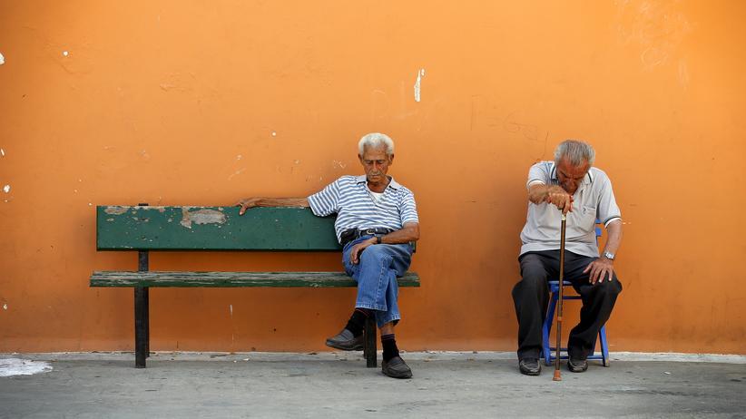 Griechenland: Nur Überleben