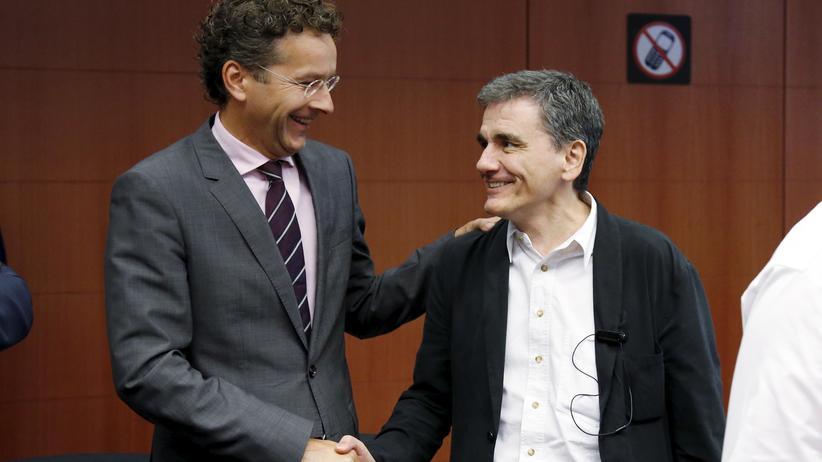 Griechenland: Eurofinanzminister bewilligen drittes Hilfspaket