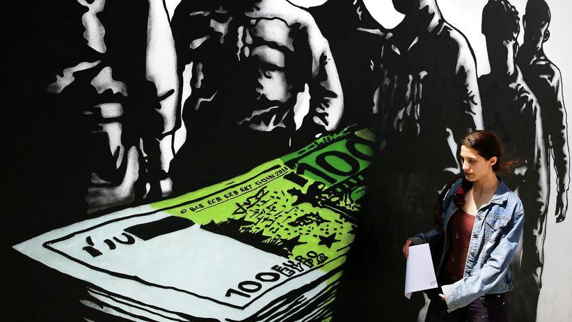 Hilfspaket: Wohin fließen die Griechenland-Milliarden?