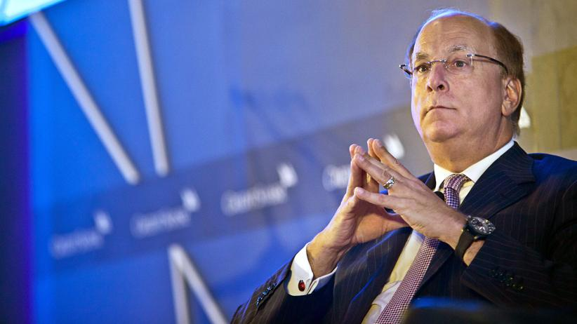 BlackRock: Larry Fink, Chef von BlackRock