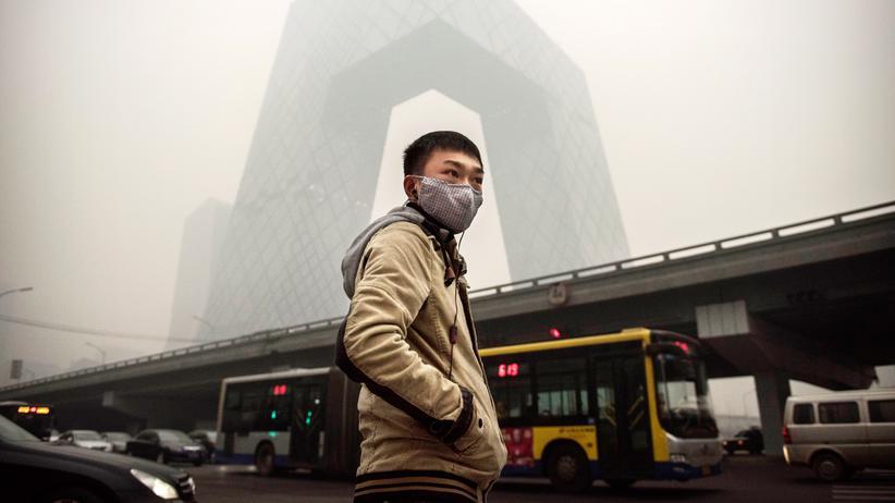 Luftverschmutzung: Chinas Airmageddon